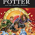 J.K Rowling, Harry Potter and the <b>Deathly</b> <b>Hallows</b>