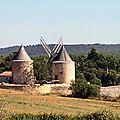 Moulins de régusse (84)