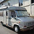 Peugeot j5 camping car dethleffs
