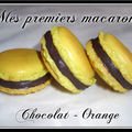 Chaud les macarons inratables...!