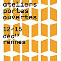 Ateliers portes ouvertes 2013