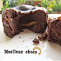 Moelleux chocolat - passion