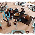 Table gourmandises chocolatées 038