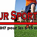 Séjour Sports CO 8-15 ans - août 2017