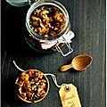 ☆ calendrier de l'avent : 1 surprise par jour ☆ jour 12 : granola gourmand aux abricots secs