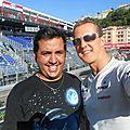 Soutien à <b>Michaël</b> <b>Schumacher</b>