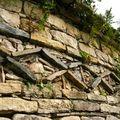 014 Mur décoré, Kuelap