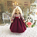 <b>Tenues</b> pour poupée Little Darling Dianna Effner \ Outfit for Little Darling doll