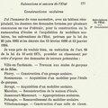 1907 23 Août : Subventions pour l'école
