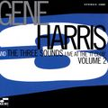 Gene Harris & The Three Sounds - 1970 - Live at the It Club Vol