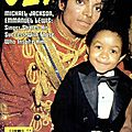 Mj, e. lewis: singer shares his success with those who inspire him - jet, 6 février 1984