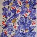 Peinture sur papier