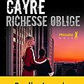 Richesse Oblige: il est comment le dernier <b>Hannelore</b> <b>Cayre</b> ??