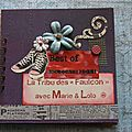 Mini album la tribu