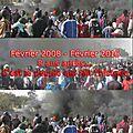 Diaspora: un rassemblement silencieux prévu le 27 février prochain devant l'ambassade du cameroun à bruxelles