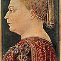 36 - Bonifacio Bembo - Bianca_Maria_Visconti - Pinacoteca di Brera - wikimedia