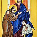Le Carême avec <b>Saint</b> <b>François</b> et <b>Sainte</b> Claire <b>d</b>'<b>Assise</b>