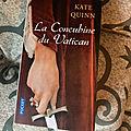 La Concubine du Vatican (Les <b>Borgias</b> tome 2) ❋❋❋ Kate Quinn