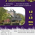 Jardin à <b>Septentrion</b>