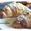 Croissants aux amandes, recette fait maison ! hummm