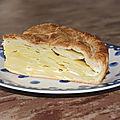 La recette salée facile : la tarte aux taillons