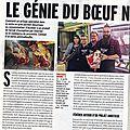 Gastronomie: eloge de la viande de race normande