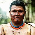 Maurício Ye'kwana : novo porta-voz dos Yanomami prossegue com a campanha #ForaGarimpoForaCovid