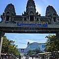 309e et 310e jour : back to thaïland, petites histoires & arnaques à touristes !