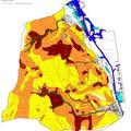 La carte des risques naturels -susville-