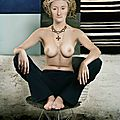 #Facebook account suspended for this #photo of #dorotheegolz - #censorship #puritanism
