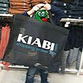 Shopping à kiabi montluçon