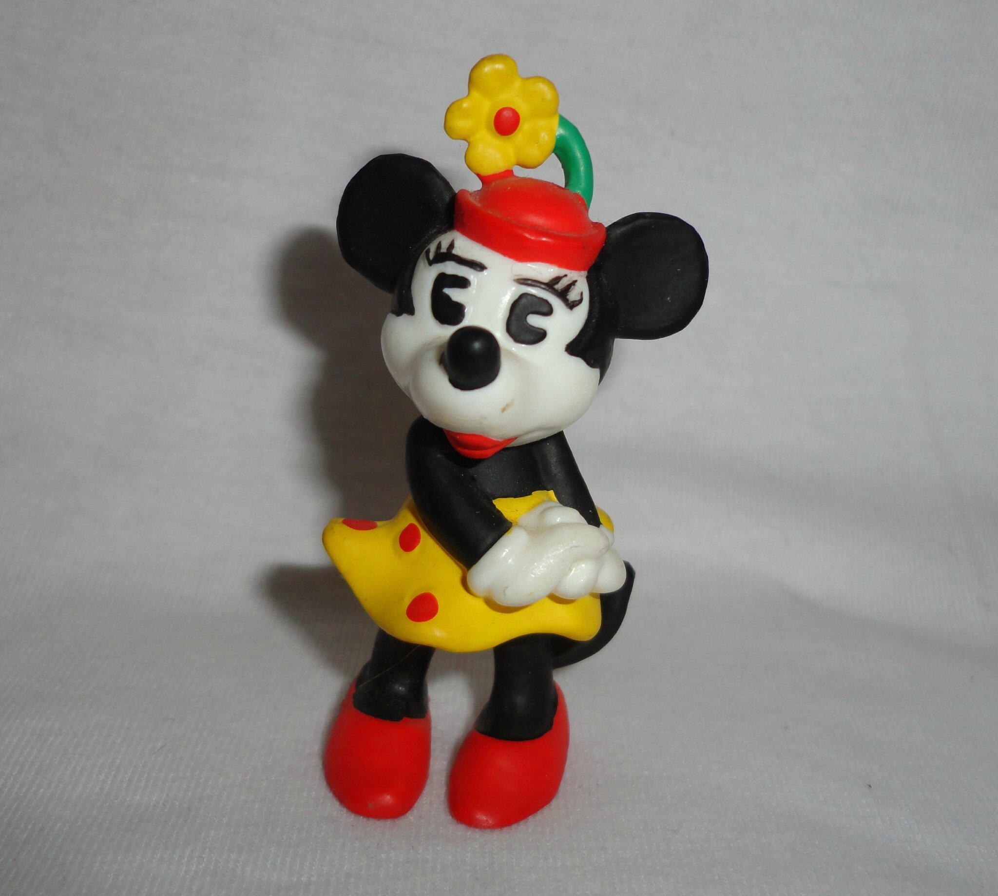 Minnie Mouse Figurine Retro (2)