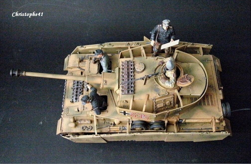 Panzer IV ausf. H de la H.J Pz. Div. en Normandie 1944 PICT0397