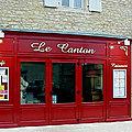 Le <b>Canton</b> à Longré