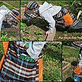 Le tablier Procyon pour mon jardinier !!! + EDIT