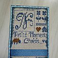 ATC bleu de Paulette 59