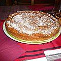 Gâteau magique.... première !