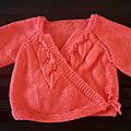 Babcia tricote