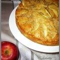 Gâteau suisse aux pommes