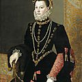 Juan pantoja de la cruz (1553-1608), queen elizabeth of valois, third wife of philip ii, 1605