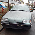 Renault 19 Chamade GTS (1989-1992)