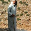 Homme berbère au Maroc