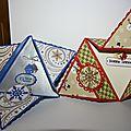 Carte bleu ou rouge