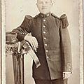 ARRETEAU André Albans (Celon) + 29/10/1918 Machelen (Belgique)