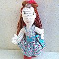 Poupée dolls miniature