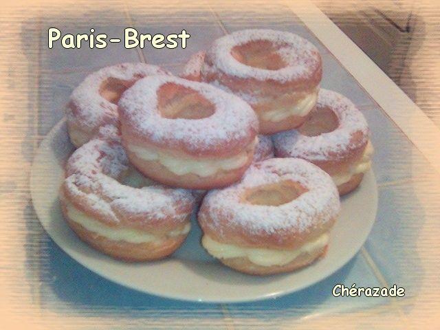 Paris-Brest natures