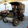 Panhard & Levassor tonneau ferme type A2 de 1899 (Cité de l'Automobile Collection Schlumpf à Mulhouse) 01