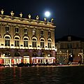 La Lune <b>Place</b> Stan' / The Moon over the <b>Place</b> <b>Stanislas</b>