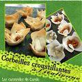 Corbeilles croustillantes à l'italienne (scrap)