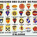 Football en Algérie française